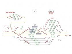 Групповые осветительные сети. схема